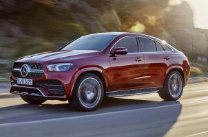 Mercedes-Benz опубликовал российские цены на GLE Coupe нового поколения