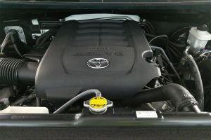 Toyota ведет разработку нового двигателя V8