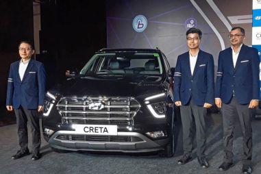 Hyundai запустил продажи новой Креты (не в России)