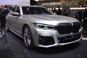 Самая мощная BMW 7-Series следующего поколения окажется электрической
