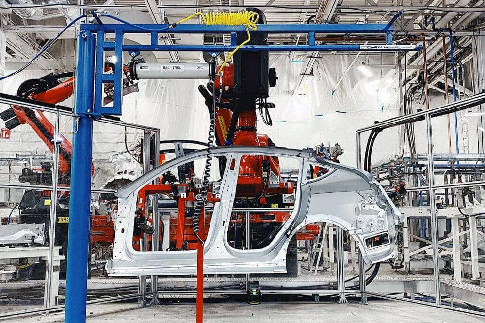 Tesla готовится к производству электрокросса Model Y в Китае