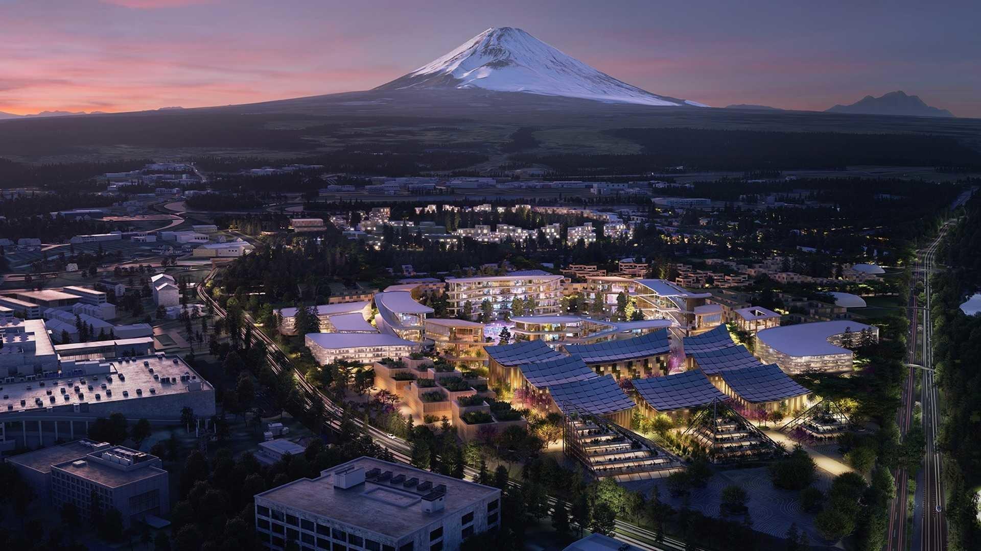 Toyota выделила $1,8 млрд на постройку «умного» города
