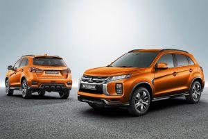 Mitsubishi опубликовала цены на обновленный кроссовер ASX в России: от 1 382 000 рублей