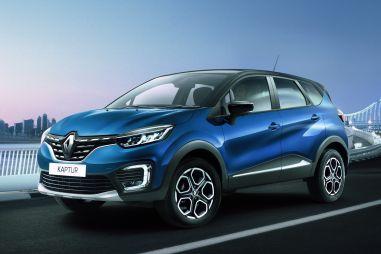 Опубликована техническая информация о новом Renault Kaptur