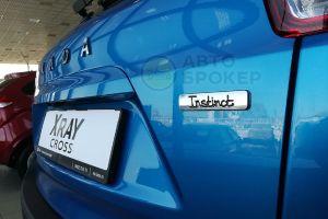 Lada XRAY Cross Instinct добралась до дилеров: цена будет высокой