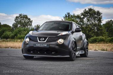 Nissan Juke с мотором от Nissan GT-R продают почти за 57 млн рублей