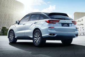 Honda обновила флагманский кроссовер Avancier для Китая