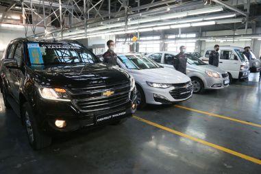 В Казахстане начали выпускать автомобили Chevrolet