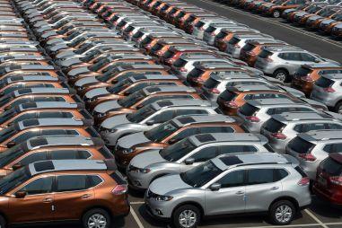 Китайские автозаводы начали работать, но обнаружилась новая проблема