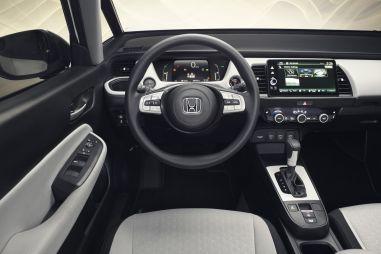 Honda считает, что физические кнопки удобнее сенсорных