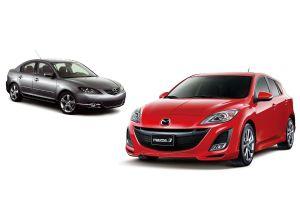 Mazda 3 двух первых поколений (BK, BL 2003–2013 гг.). Достойная альтернатива Toyota