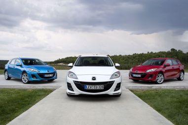 Подержанная Mazda 3. Недорого! Сердито?