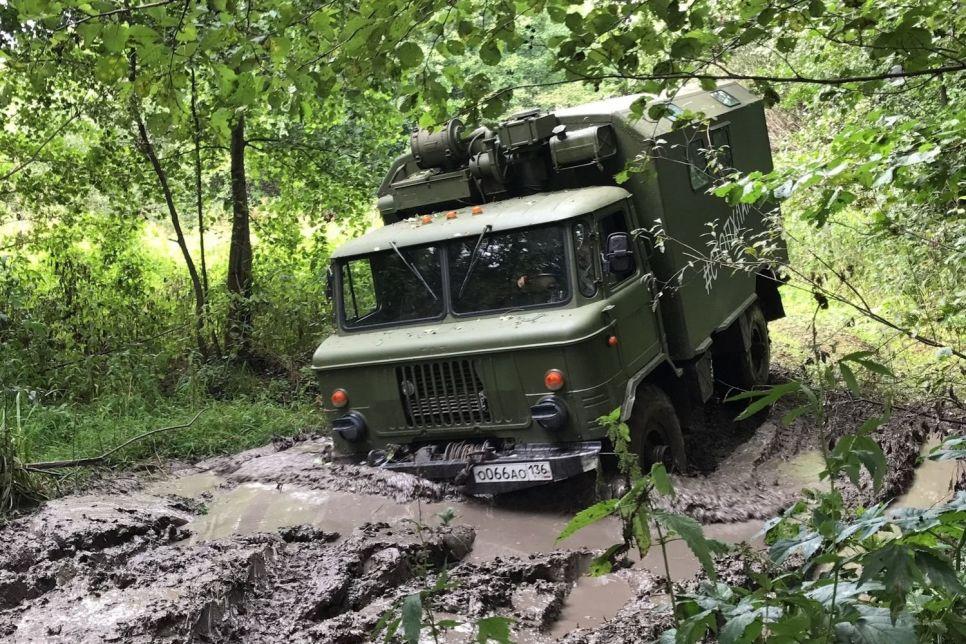 ГАЗ-66. Легенда по имени «Шишига»
