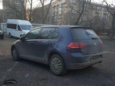 Volkswagen Golf, 2018