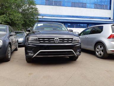 Volkswagen Tiguan 2019 отзыв автора | Дата публикации 02.07.2019.