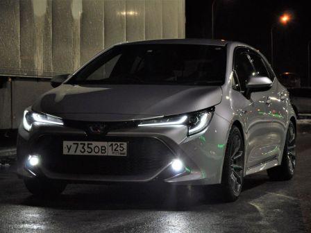 Toyota Corolla 2019 - отзыв владельца