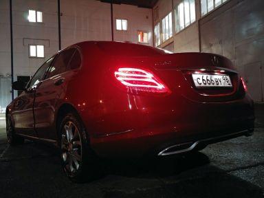 Mercedes-Benz C-Class, 2015