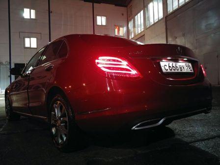 Mercedes-Benz C-Class 2015 - отзыв владельца