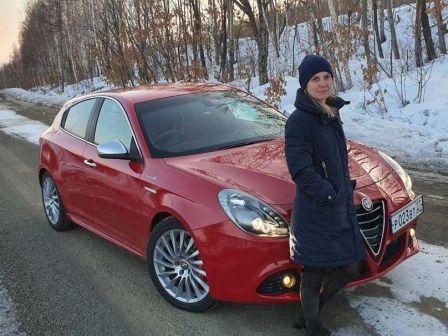 Alfa Romeo Giulietta 2015 - отзыв владельца
