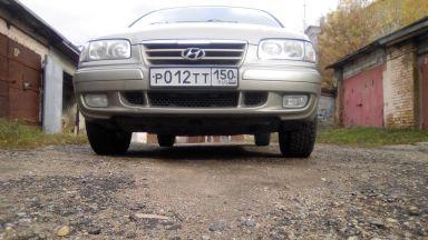 Hyundai Trajet, 2005