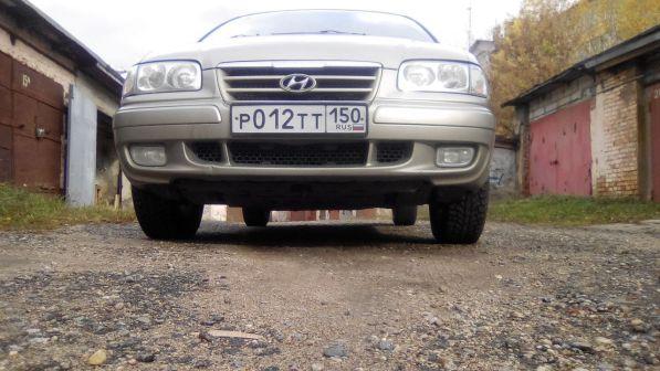 Hyundai Trajet 2005 - отзыв владельца