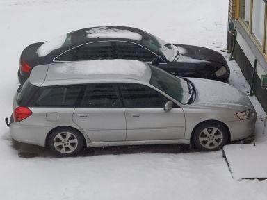 Subaru Legacy B4 2007 отзыв автора | Дата публикации 01.03.2020.