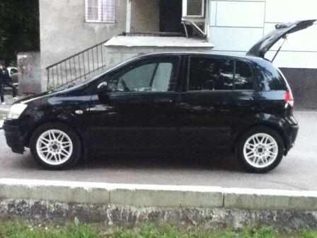 Hyundai Getz 2004 - отзыв владельца