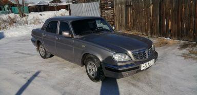 ГАЗ 31105 Волга 2005 отзыв автора | Дата публикации 03.03.2020.