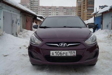 Hyundai Solaris 2011 отзыв автора | Дата публикации 03.03.2020.