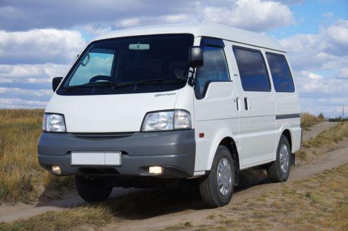 Mazda Bongo 2010 - отзыв владельца