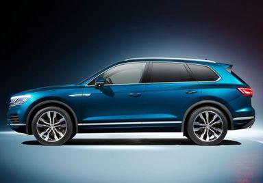 Volkswagen Touareg 2019 отзыв автора | Дата публикации 04.03.2020.