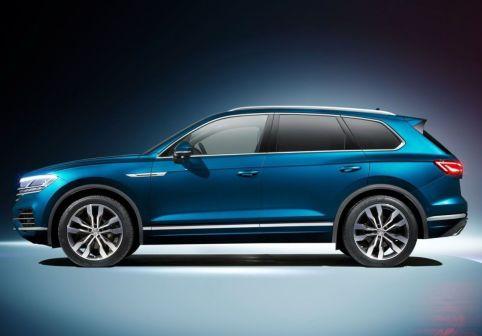 Volkswagen Touareg 2019 - отзыв владельца