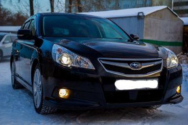 Subaru Legacy 2010 отзыв автора | Дата публикации 05.03.2020.