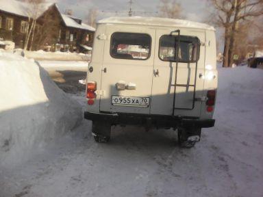 УАЗ Буханка, 2000