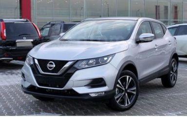 Nissan Qashqai 2019 отзыв автора | Дата публикации 08.03.2020.