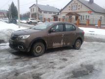 Отзыв о Renault Logan, 2018 отзыв владельца