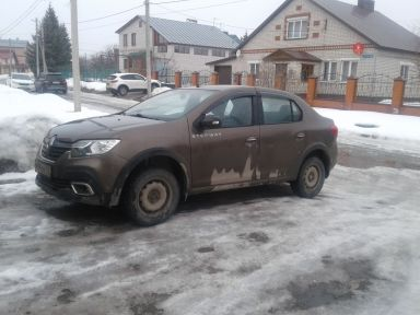 Renault Logan 2018 отзыв автора | Дата публикации 08.03.2020.