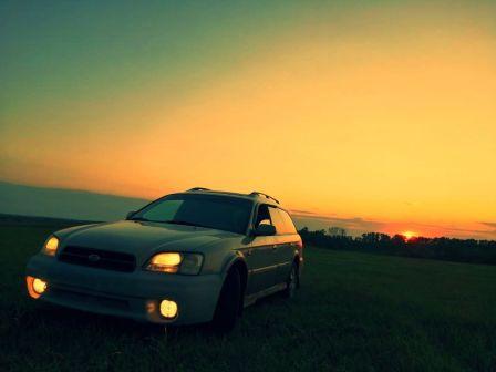 Subaru Outback 1999 - отзыв владельца