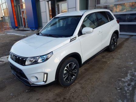 Suzuki Vitara 2019 - отзыв владельца