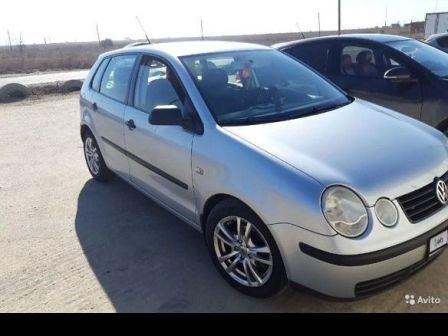 Volkswagen Polo 2002 - отзыв владельца