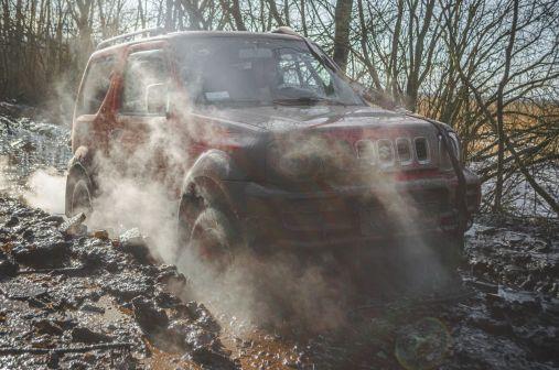 Suzuki Jimny 2011 - отзыв владельца