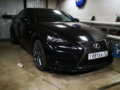 Lexus IS250, 2013