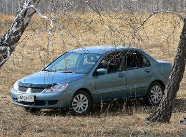 Mitsubishi Lancer 2006 отзыв автора | Дата публикации 18.03.2020.