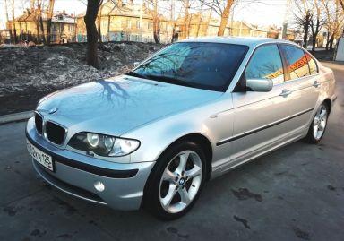 BMW 3-Series, 2004