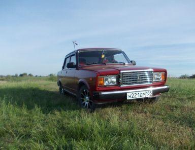 Лада 2107, 2007
