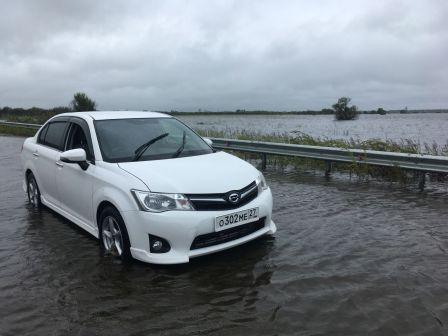 Toyota Corolla Axio 2014 - отзыв владельца