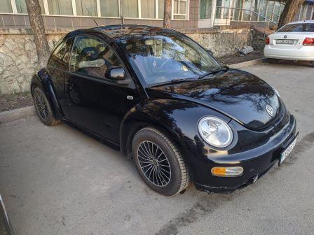 Volkswagen Beetle 1999 - отзыв владельца