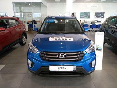 Hyundai Creta 2019 отзыв автора | Дата публикации 27.03.2020.