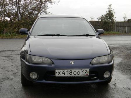Toyota Sprinter Trueno 1995 - отзыв владельца