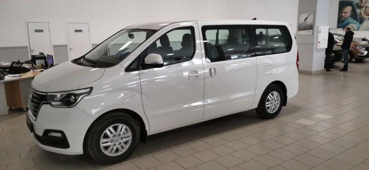 Hyundai H1 2019 - отзыв владельца